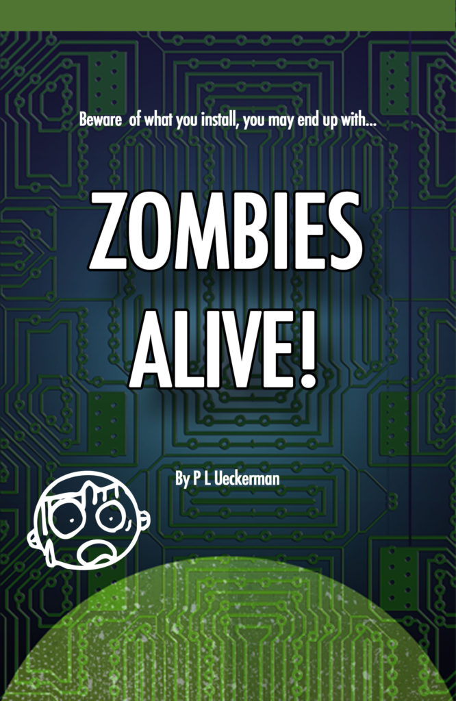 Zombies Alive! Cover