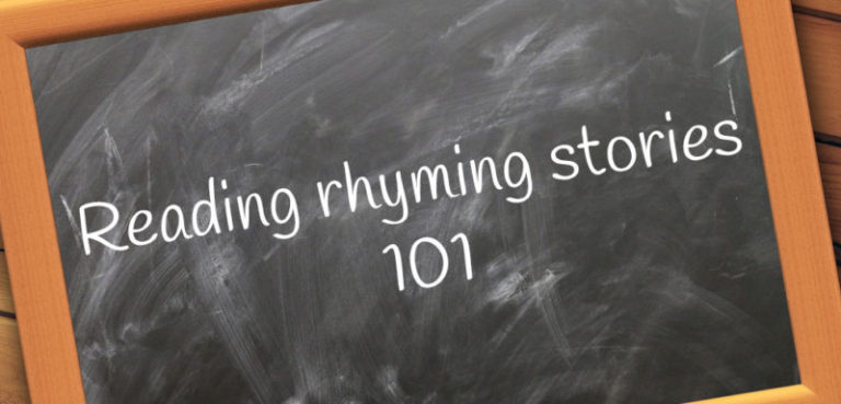 Reading rhyming stories 101 (for parents)