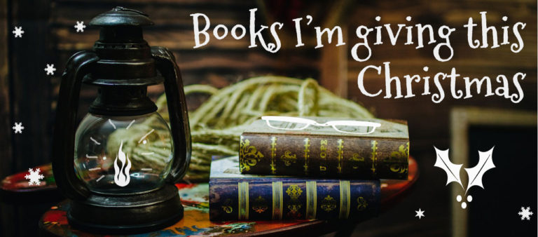 Read more about the article Books I'm giving this Christmas
