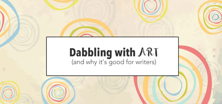 Read more about the article Dabbling with art